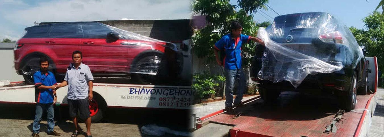 Jasa Kirim Mobil Ke seluruh Indonesia